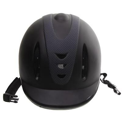 Adjustable Horse Riding Helmet Low Profile Safety Equestrian Head Guard