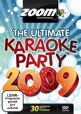 Zoom the Ultimate Karaoke Party 2009 [Import allemand]