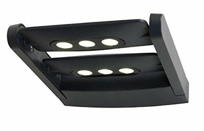 Eco Light moderno LED de pared exterior Foco mini LED Spot, cabezales ajustable