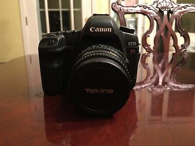 Canon EOS 5D Mark II, With Tokina Lens, Camera, Photography, Body Only and Lens
