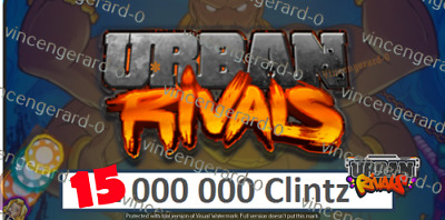 Urban Rivals cards/ unit: 3 Million Clintz/ Quick response