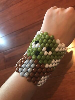 Star Wars Yoda Kandi Cuff for EDM Raves and Festivals