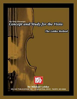 Concept And Study For The Viola (Divers) | Mel Bay