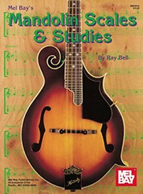 Mandolin Scales & Studies (Ray Bell) | Mel Bay Publications