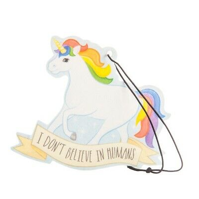 Unicorn Air Freshener Car Gift Novelty Berry Scent