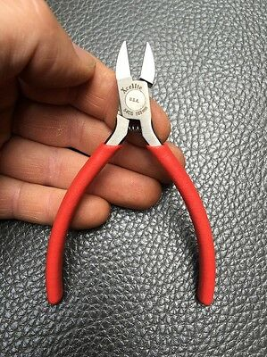 NEW Xcelite Diagonal Cutting pliers Nippers With Red Grips Made In USA 54CG