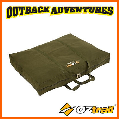 Oztrail Canvas Furniture Bag Large - Storage & Carry Bag With Handles