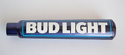 "BUD LIGHT New without box Aluminum 2016 Logo Beer Tap Handle 8.5"" Tall  FTOshop"