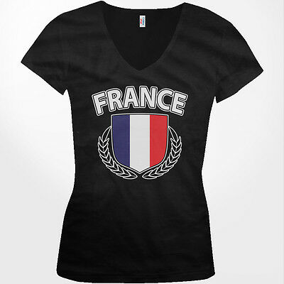 France Shield Crest Coat Of Arms French Country Born From FRA Hoodie Sweatshirt