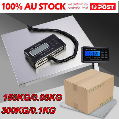 300kg/0.1kg Electronic Computing Digital Platform Scales Postal Scale Weight