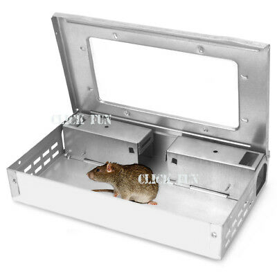 Muti-Style Mouse Mice Rat Trap Cage Safe Self Catching Metal Trap Mice Reusable