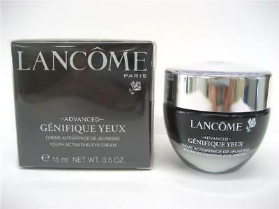 LANCOME ADVANCED GENIFIQUE YEUX Youth Activating Eye Cream 15 ml Augenpflege NEU