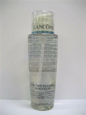 LANCOME EAU MICELLAIRE DOUCEUR Cleansing Water 400 ml NEU