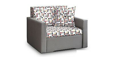 Kindersofa Mit Bettfunktion Schlafsofa Kinderzimmer Sofa Sessel