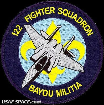 USAF 149TH FIGHTER SQ Joint Base Langley-Eustis PATCH SENTRY SAVANNAH 2018
