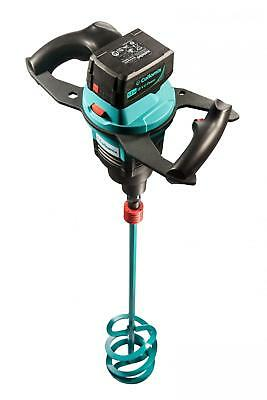 Collomix XO10 NC Cordless Mixer - with 1 Battery + charger