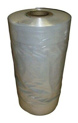 "365 Polythene Garment Covers Roll 40"" Drop.  Next Day Delivery! Made In Uk."