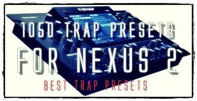 Hot SALE > 1050 TRAP HIP HOP Presets for ReFx Nexus 2 - FL ABLETON WIN MAC