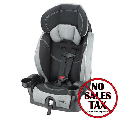Car Seat Evenflo LX Harness Toddler Infant Safety Booster Child Travel Chair New