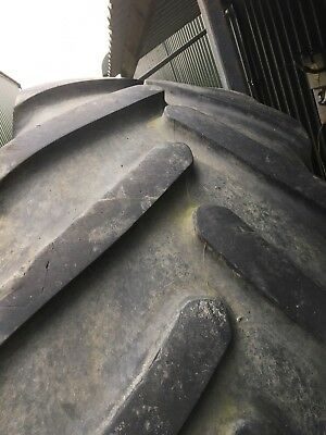Michelin 650/65/42 Multibib Tractor Tyre