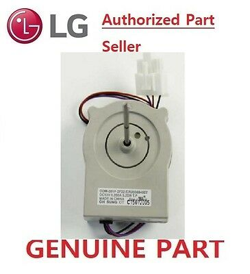 LG Genuine  Part  Low Voltage Evaporator Fan Motor - Part # EAU60694507