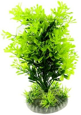 Sourcingmap Plastic Aquarium Artifical Plants/ Grass Ornaments, Green