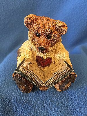 BEARS!  Boyds Style 2007, Wilson with Love Sonnets!  7E/202 1993