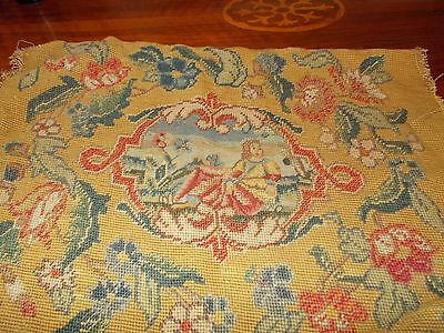 Antique French needlework