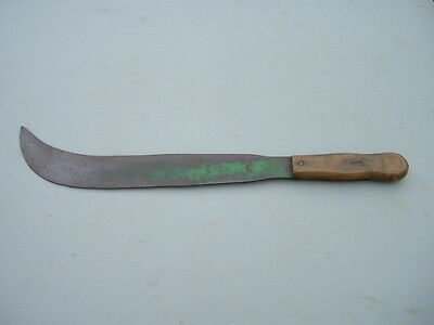 "Vintage Machete Knife 15 1/4"" Blade"