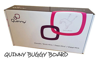 Quinny Buggy board - Black NEW