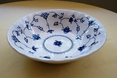 Lovely Churchill England Replacement Dinner Bowl *Finlandia Pattern / Swirl Edge