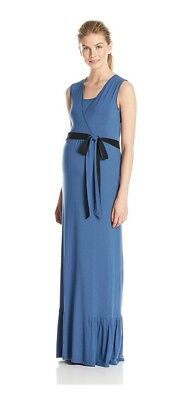 NWT Dote Maternity And Nursing Billie Maxi Dress Size Medium
