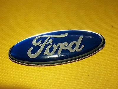 2 New Ford Oval Badges Suits Falcons Fairmont Escort Cortina  Free Postage