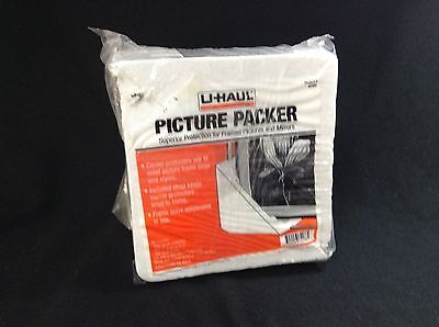 New U-Haul Picture Packer Corner Protector For Moving Pictures & Mirrors 40101