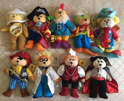 Bulk 9 Beanie Kids - New with Tags - Lot 2