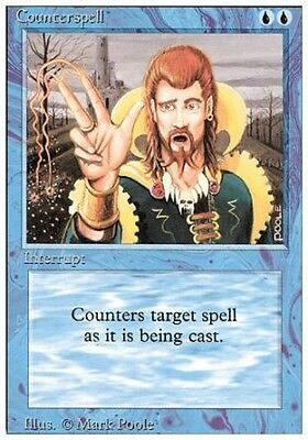 MTG 1x COUNTERSPELL - Revised *NM*