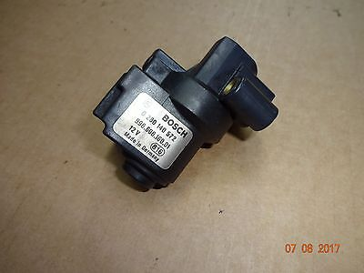 Porsche 996 Idle Air Control Valve  996 Idle Speed Adjuster 99660616001  V817Mgh