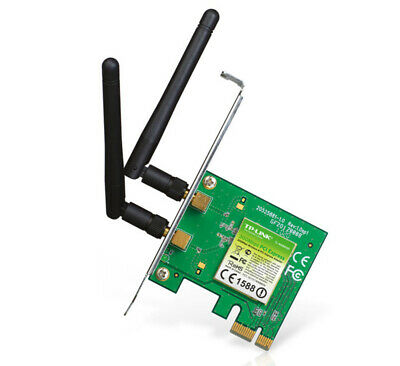 TP-Link TL-WN881ND 300Mbps Wireless N300 PCI Express Adapter Network Card WiFi