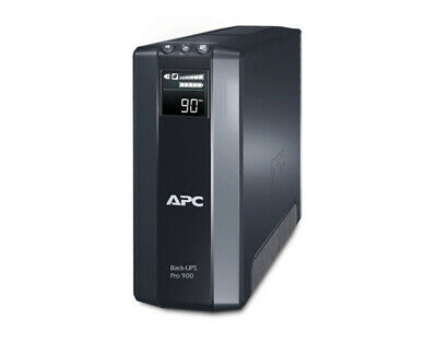 APC BR900GI Back UPS Pro 900VA Power Saving 540W AVR Line In 8x IEC 320 C13