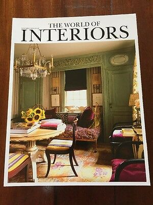 World Of Interiors November 2014