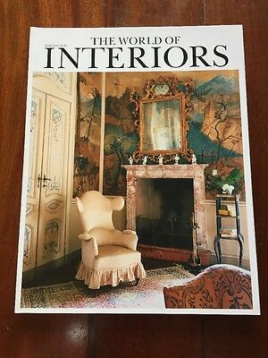 World Of Interiors June 2013