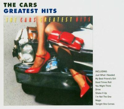 The Cars - Greatest Hits - The Cars CD 3GVG The Cheap Fast Free Post