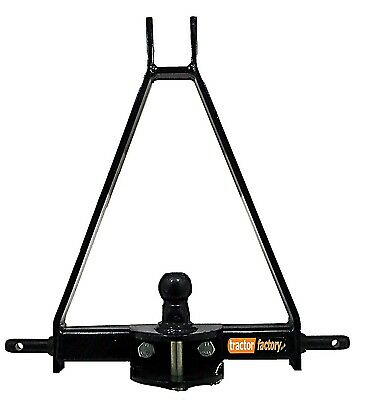 3 Point Linkage Tow Hitch Compact Tractor A Frame Duel Hitch Cat1