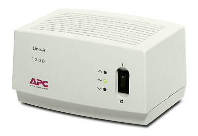 APC LE1200I Line-R 1200VA Automatic Voltage Regulator European Version 240V