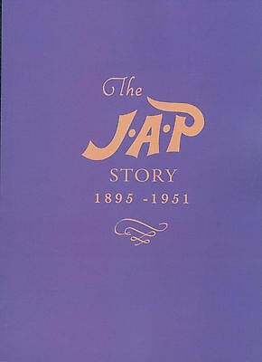 JAP Story 1895-1951 J.A.P. Engines History commissioned byJohn Alfred Prestwich
