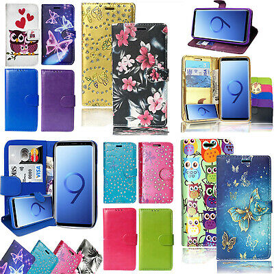 Magnetic Leather Flip Wallet Phone Case Cover for Samsung Galaxy J530 (J5 2017)