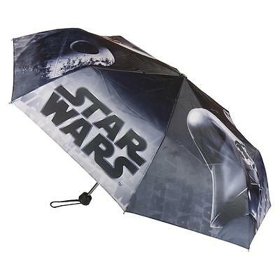 STAR WARS Paraguas plegable/ Umbrella / Regenschirm / Ombrello /Parapluie