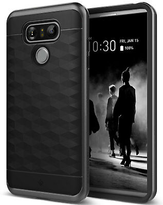For LG G6 Caseology® [PARALLAX] Shockproof Protective TPU Hard Case Cover