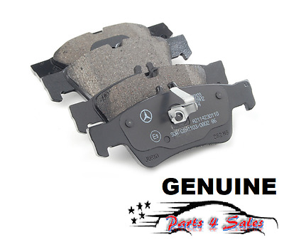 *HART BRAKES SEMI-MET* BRAKE PADS FRONT SET LOW DUST COMPOUND BA19532