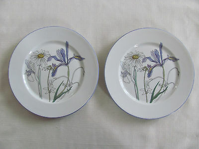 Block Spal Portugal Watercolors by Goertzen-Hillside- Set of 2 Salad Plates